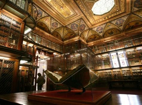 jp museum new york the pierpont library in nyc favething