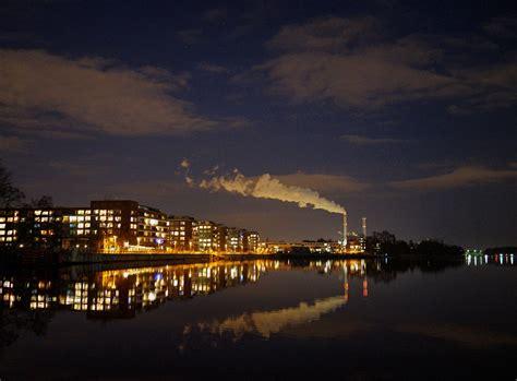 imagenes noche genial fotos gratis mar agua horizonte ligero nube cielo