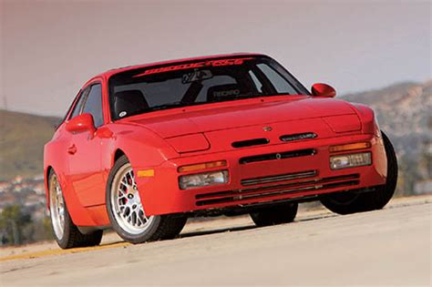 Porsche 944 Performance Figures by Greatest Cars Porsche 944 Turbo In 2 Motorsports