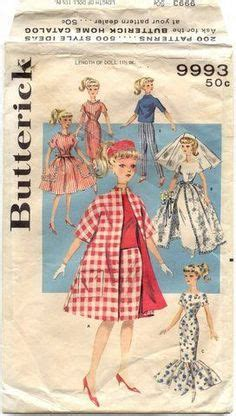 sewing pattern picasa web album barbie butterick patterns on pinterest doll clothes