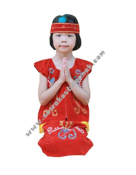 Kostum Baju Dayak Anak Anak Baju Adat Nusantara sewa baju pesta di jakarta barat blackhairstylecuts