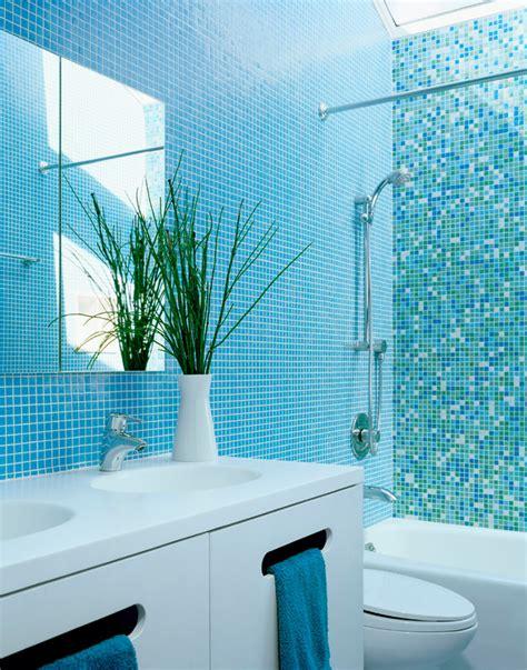 banheiros decorados  pastilha  voce se inspirar