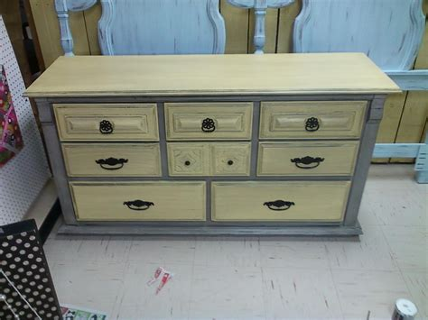 How To Stain A Dresser Without Sanding by Garbage To Glam How To Paint A Dresser Without Sanding