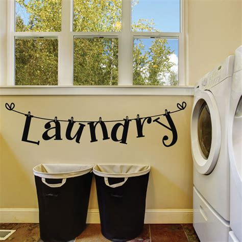 laundry room sticker wall laundry room wall decals laundry room decals laundry room