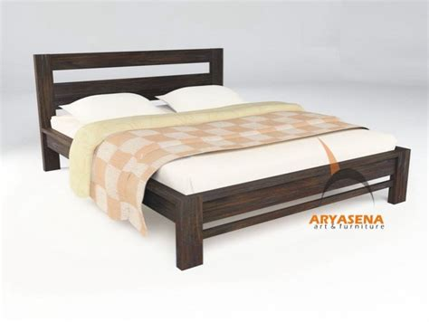 Matras Bed Single bed with matras 160 mbbr 01