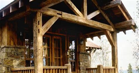 cozy log cabin porch home inspirtations pinterest cozy porch on the tiny log cabin porch ideas pinterest