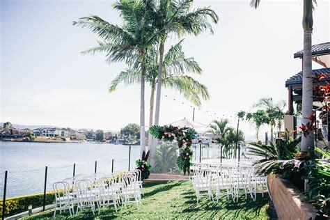 Wedding Ceremony Hire Gold Coast by Real Wedding Nick Gold Coast Wedding