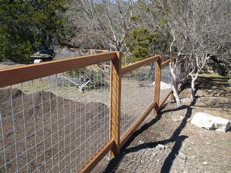 Wood And Wire Trellis Build A Wooden Fence Newhairstylesformen2014
