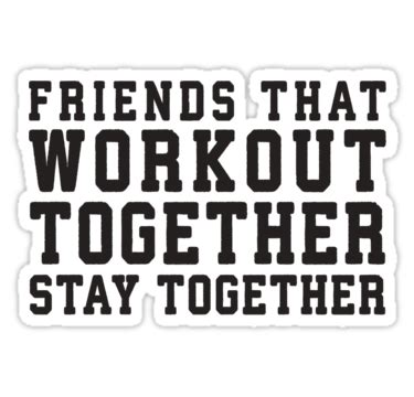 T Shirt Work Go Running quot friends that work out together stay together best