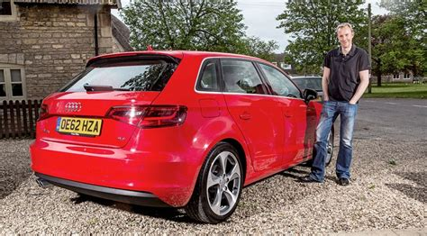 Audi A3 Sportback 2013 Test by Audi A3 Sportback 2 0 Tdi 2013 Term Test Review