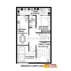 plans for a 25 by 25 foot two story garage house plan for 25 feet by 40 feet plot plot size 111