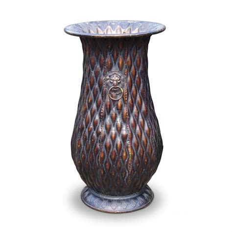 Copper Vase Uk by Themes Prop Hire 187 Nights 187 Large Copper Finish