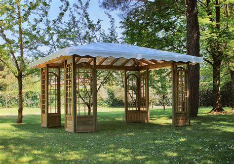 offerte gazebo giardino barsotti legnami vendita patio e gazebo per arredamento