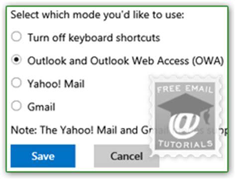 yahoo email keyboard shortcuts full list of hotmail keyboard shortcuts in outlook com