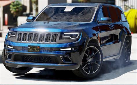 srt jeep inside gta 5 2014 jeep grand srt mod gtainside com