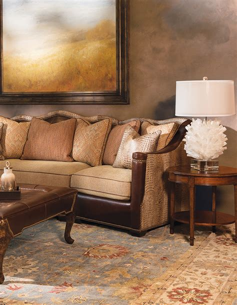 rustic modern living room furniture shop the look modern rustic living room rustic western