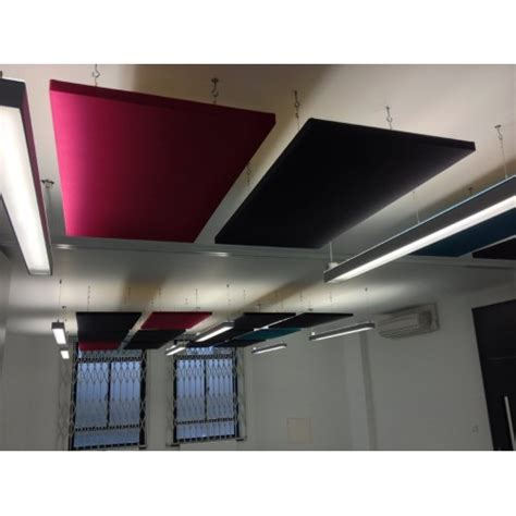 Acoustic Ceiling Panels by 1 Quot Soundcontrol Ceiling Suspended Acoustic Panel 2ft By 4ft