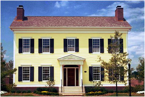window styles for colonial homes how to choose a style of replacement window the perfectly