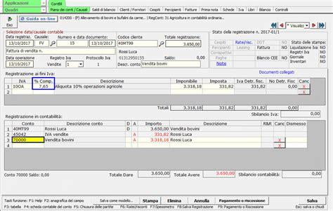 testo unico iva caso pratico regime agricolo 34 dpr 633 72 integrato gb