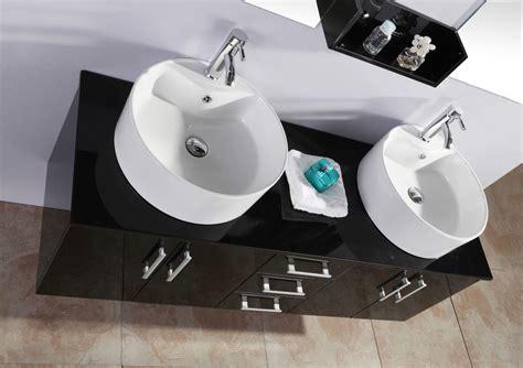 lavabo bagno doppio arredobagno 150cm lavabo doppio sospeso laccato