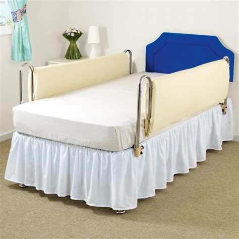 bed railings for adults large foam filled covers for adult bed rails care shop
