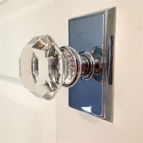 Glass Door Handles Glass Interior Door Knobs