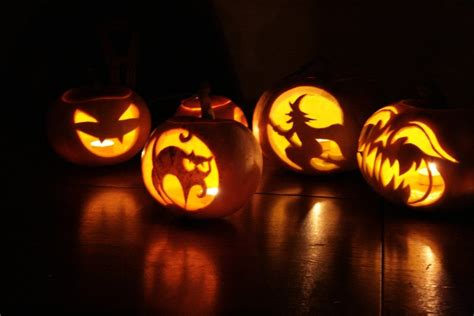 Pictures Of Pumpkins For Halloween - halloween pumpkins 6680 the wondrous pics