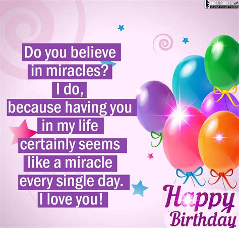 happy birthday quotes for lover with images gf best happy birthday wishes images for or