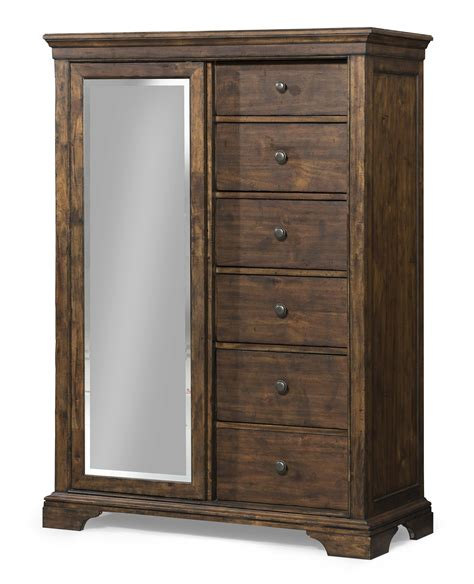 dresser with sliding doors tulsa sliding door chest with mirror by trisha yearwood