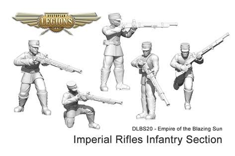 infantry section dystopian legions vehicles and infantry through gamer