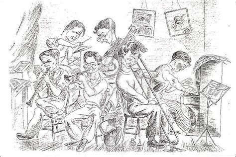 sketchbook band in pictures king edward vii school in melton