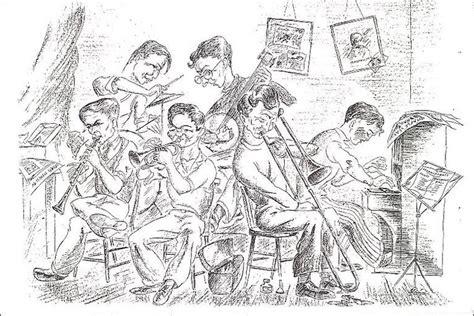 sketchbook band in pictures king edward vii school in melton