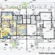 Pianta Casa Bifamiliare by Pianta Stanza