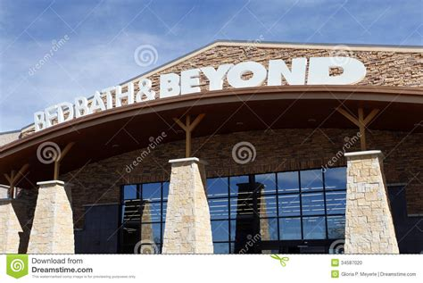 Bed Bath And Beyond Mexico by Bed Bath Beyond Store Editorial Image Image 34587020