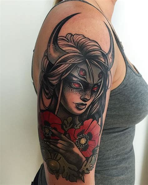 witchy tattoos 42 best witchy images on witch