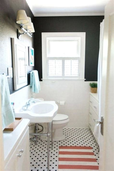 White And Teal Bathroom by Teal Wall Paintblack White Bathroom Decor