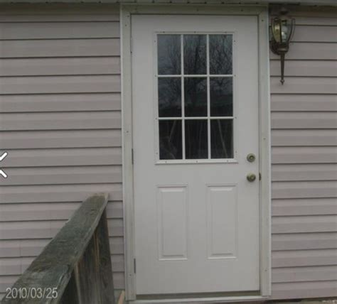 Replacement Exterior Doors For Mobile Homes Differences Between Mobile Homes And Stick Built Homes Mobile Home Living