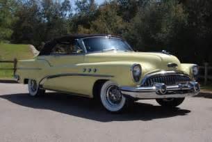 1953 Buick Century Car Of The Week 1953 Buick Convertible Cars
