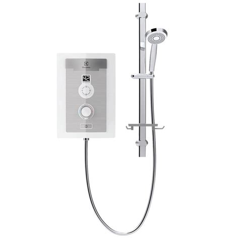 Plumb Formby by Electrolux Aquacomfort 9 5kw Electric Shower Eyl95066we