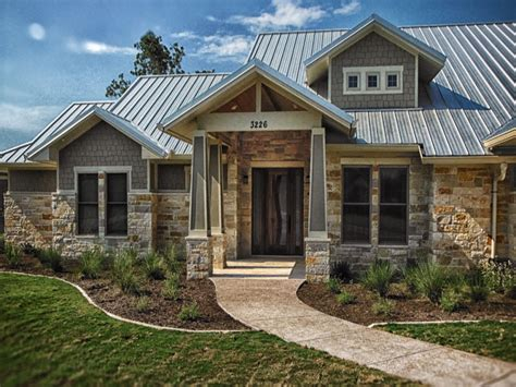 custom ranch home designs modern ranch style homes