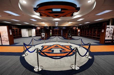 locker room auburn auburntigers auburn official athletic site