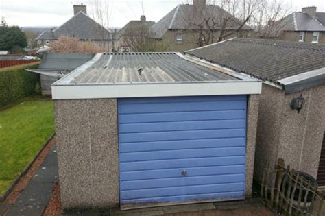 asbestos garage roof repair exles asbestos garage
