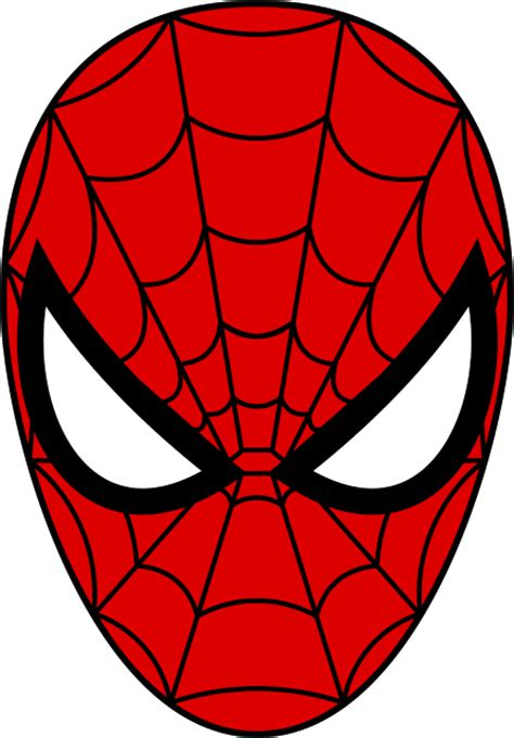 spiderman head pattern the amazing spider man free download vector denizignko