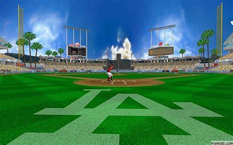 dodger stadium  stadiums mvp mods