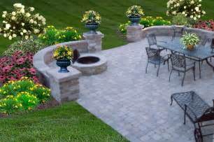 wall for outdoor patios outdoor patio ideas with pit patio pictures