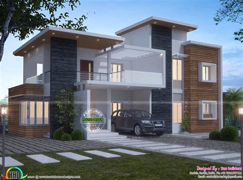 1850 square 4 bedroom new modern kerala home design and plan home pictures easy tips contemporary 4 bedroom 2650 sq ft kerala home design and floor plans