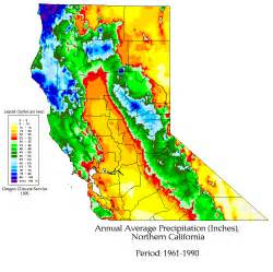 weather maps california northern california temperature map california map