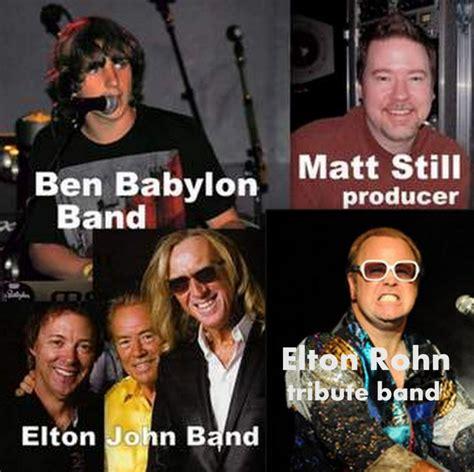 elton john band elton john band members to appear at elton expo 2013 in