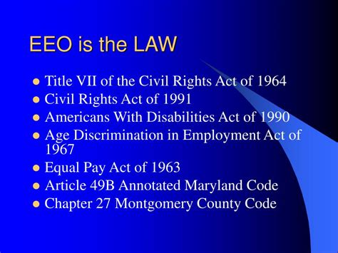 Federal Eeo Laws Specifically Prohibit Employment Discrimination Based On Criminal Record Ppt Eeo Compliance For Managers And Supervisors Powerpoint Presentation
