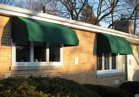 Residential Door Awnings And Canopies Window And Door Northrop Awning Company